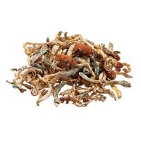 5g cogumelos desidratados - FRETE GRÁTIS